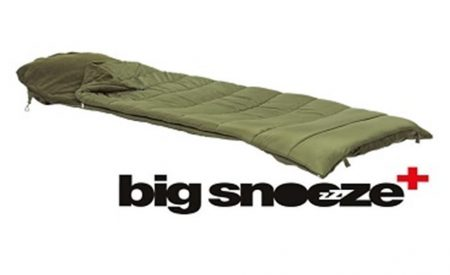 Trakker Big Snooze Plus hálózsák