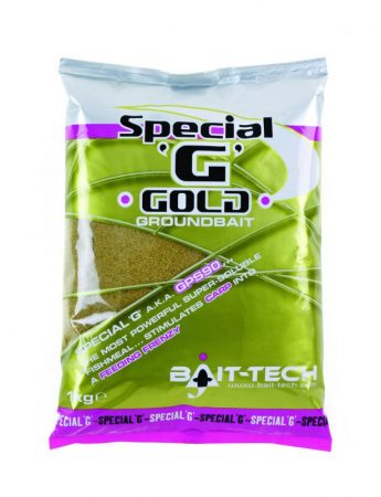 Special G Gold Groundbait 1kg