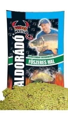 Haldorádó - Fűszeres Hal etetőanyag