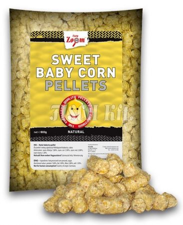 Carp Zoom Sweet Baby Corn Pellets