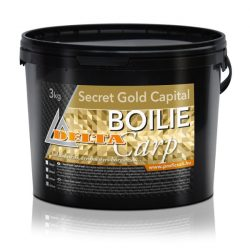 Delta Carp Secret Gold Capital Édes Bojli 3 kg
