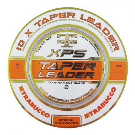 TRABUCCO T-FORCE XPS TAPER LEADER
