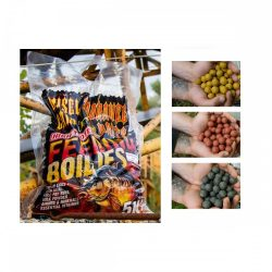 Classic Bojlik Sweet Corn-Tigernuts 20 mm, 5 kg (édes kukorica-tigrismogyoró)