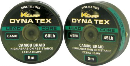 K-Karp Lead Core Camo Ólombetétes Előke