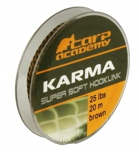 Carp Academy Karma Hooklink 20m