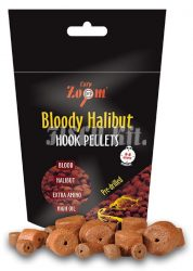 Carp Zoom Bloody Halibut Hook Pellets 150 g