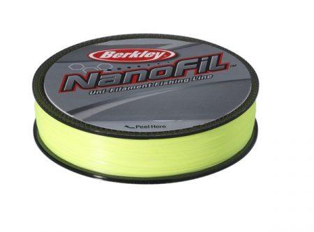 Berkley Nanofil 125m Hi-Vis Chartreuse