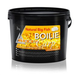 Delta Carp Natural Big Fish Szénhidrátos Bojli 3 kg