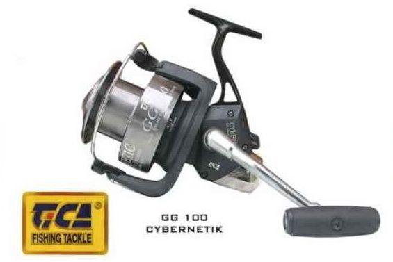 Tica cybernetic GG100 harcsázó orsó