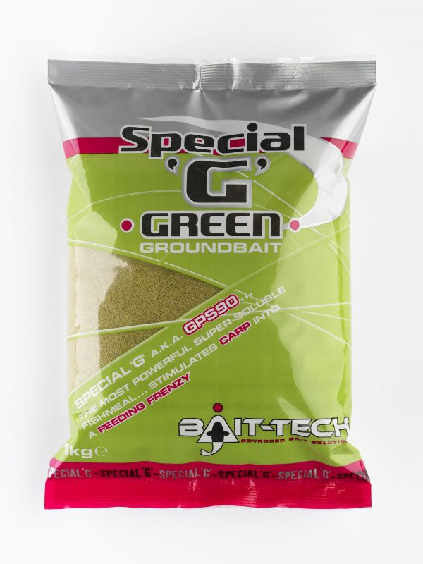 Special G Green Groundbaits 1 Kg