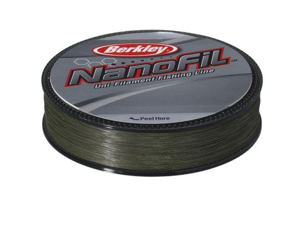 Berkley Nanofil 270m Lo-Vis Green